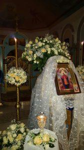 Топловский монастырь отметил 6 ноября престольный праздник